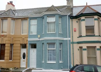 Thumbnail 3 bed terraced house for sale in St. Aubyn Avenue, Keyham, Plymouth