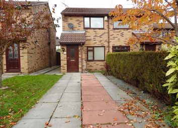 Thumbnail 2 bed semi-detached house to rent in Bryn Mawr, Buckley, Flintshire