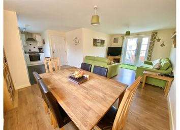 Thumbnail 2 bed flat for sale in 74 Longhorn Avenue, Gloucester
