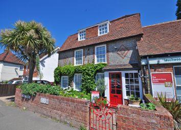 Thumbnail 4 bed semi-detached house for sale in Gardner Street, Herstmonceux, Hailsham
