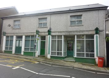 Thumbnail 3 bedroom flat to rent in Oxford Street, Pontycymer, Bridgend