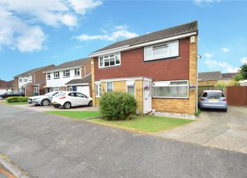 Thumbnail 2 bedroom semi-detached house for sale in Claremont Road, Hextable, Kent