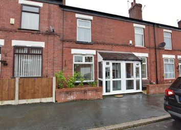 Thumbnail 2 bed terraced house for sale in Grimshaw Street, Offerton, Stockport, Cheshire