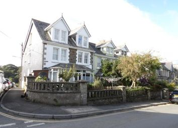 Thumbnail 1 bed flat for sale in Trevanion Road, Wadebridge, Cornwall