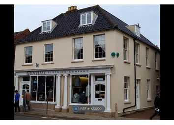 Thumbnail 2 bed flat to rent in Market Place, Holt