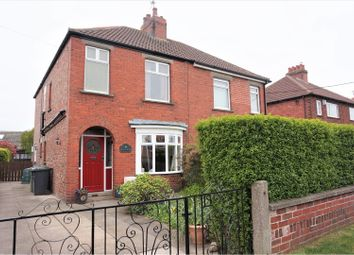 Thumbnail 3 bed semi-detached house for sale in Addison Road, Middlesbrough