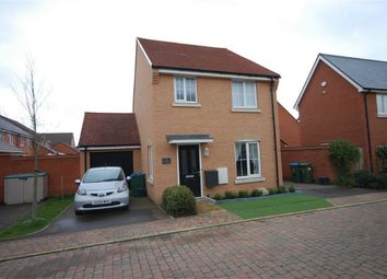 Thumbnail 3 bed link-detached house for sale in Hertford Lane, Aylesbury, Buckinghamshire