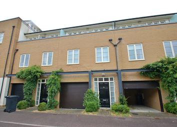 Thumbnail 4 bedroom town house for sale in Pavilion Way, Gosport