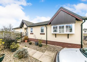 Thumbnail 2 bed mobile/park home for sale in Lugano Avenue, Martlesham Heath, Ipswich