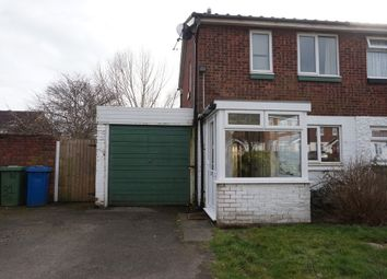 Thumbnail 2 bed semi-detached house for sale in Whiting, Tamworth
