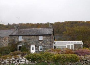 Thumbnail 4 bed semi-detached house for sale in Cae Gwyn, Llanfair, Harlech, Gwynedd