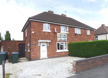 Thumbnail 3 bedroom semi-detached house for sale in Meadow Road, Coventry