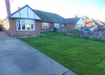 3 bed semi-detached bungalow for sale in Mill Lane, Saxilby, Lincoln LN1