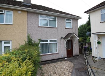 Thumbnail 3 bed semi-detached house for sale in Glenside, Pontnewydd, Cwmbran