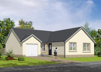 Thumbnail 3 bed bungalow for sale in The Roxburgh, Hayfield Brae, G S Brown Construction, Methven