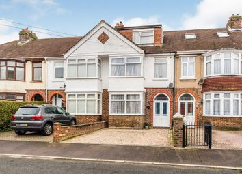 4 bed terraced house for sale in Selsey Avenue, Elson, Gosport PO12