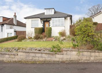 Thumbnail 5 bed detached bungalow for sale in Killermont Road, Bearsden, Glasgow