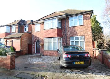 Thumbnail 5 bed detached house to rent in Bromefield, Stanmore