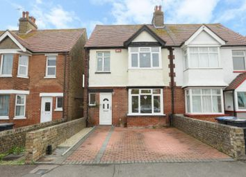 Thumbnail 3 bed semi-detached house for sale in Waverley Road, Margate