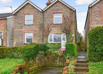 Thumbnail 3 bed semi-detached house for sale in Western Road, Crowborough, East Sussex
