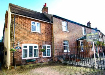 Thumbnail 2 bed cottage for sale in Station Road, Halstead, Sevenoaks