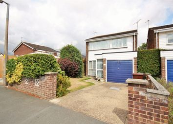 Thumbnail 3 bed detached house for sale in Onslow Crescent, Colchester, Essex