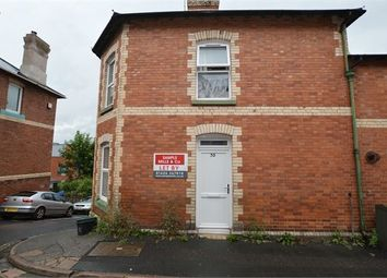 Thumbnail 1 bedroom flat to rent in Western Road, Newton Abbot, Devon.