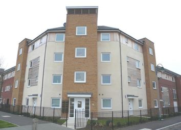 Thumbnail 2 bed flat to rent in Clayburn Road, Hampton Centre, Peterborough