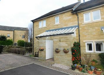 Thumbnail 1 bed flat for sale in Highdale Croft, Back Lane, Idle, Bradford
