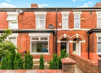 Thumbnail 2 bedroom terraced house to rent in Bloom Street, Stockport