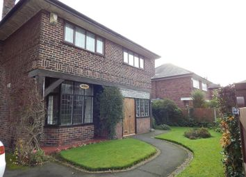 Thumbnail 3 bed detached house for sale in Manor Avenue, Penwortham, Preston