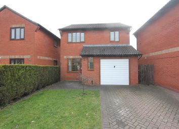 Thumbnail 3 bed detached house for sale in Arnold Road, Stoke Golding, Nuneaton