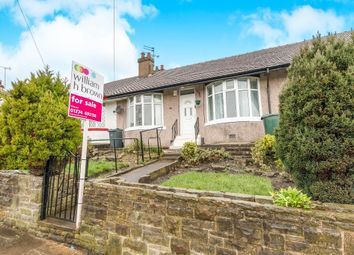 Thumbnail 2 bed terraced bungalow for sale in Hutton Road, Bradford