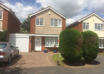 Thumbnail 3 bed detached house for sale in Loxley Road, Four Oaks, Sutton Coldfield