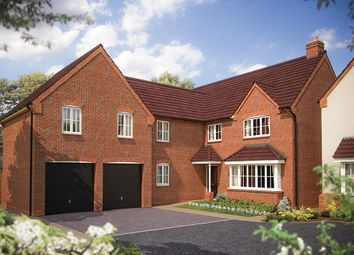 "Thumbnail 5 bed detached house for sale in ""The Birkenshaw"" at Hodgson Road, Shifnal"