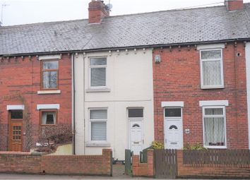 Thumbnail 2 bed terraced house for sale in Aberford Road, Wakefield