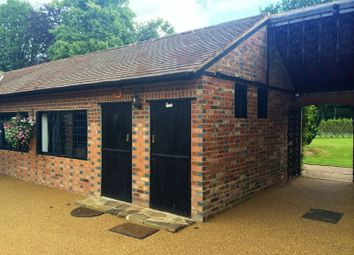 Thumbnail 1 bed detached bungalow to rent in The Square, Newchapel Road, Lingfield