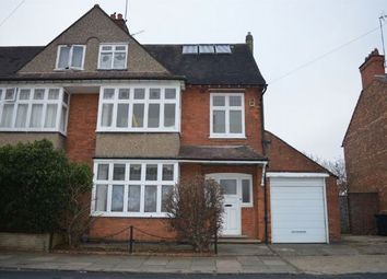 Thumbnail 4 bedroom semi-detached house to rent in Birchfield Road East, Abington, Northampton