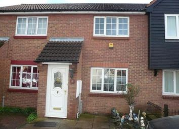Thumbnail 2 bed terraced house to rent in Kingsmead, Cheshunt