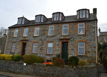 Thumbnail 2 bed flat for sale in Attic Flat, 17, Marine Road, Port Bannatyne, Isle Of Bute
