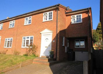Thumbnail 4 bed semi-detached house for sale in Sandwich Drive, St Leonards-On-Sea, East Sussex