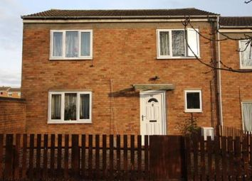 Thumbnail 3 bed end terrace house for sale in Kent Road, Huntingdon, Cambridgeshire