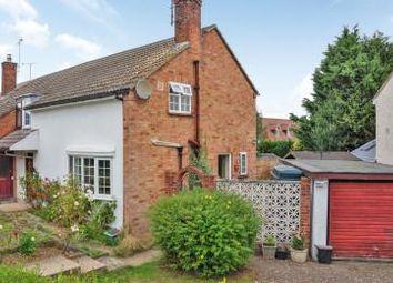Thumbnail 3 bed semi-detached house for sale in Mailers Lane, Manuden, Bishop's Stortford