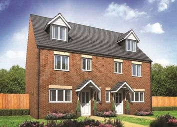 """Thumbnail 4 bed end terrace house for sale in """"The Leicester"""" at Bawtry Road, Bessacarr, Doncaster"""