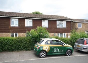 Thumbnail 2 bed flat for sale in Pound Close, Lyneham, Chippenham