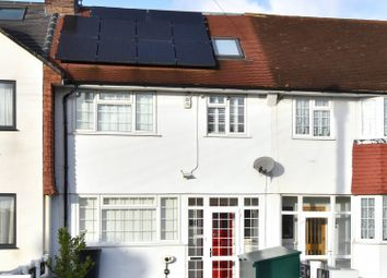Thumbnail 4 bed terraced house for sale in Brockley Hall Road, London
