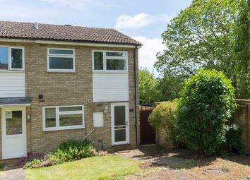 Thumbnail 2 bed end terrace house to rent in Finch Walk, Flitwick, Bedford
