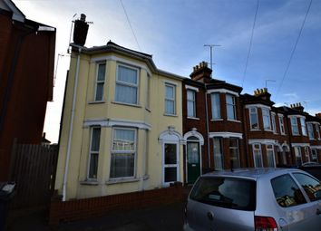 Thumbnail 3 bed end terrace house to rent in Springfield Lane, Ipswich