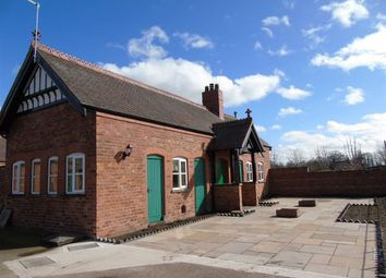 Thumbnail 1 bed barn conversion to rent in Yew Tree Court, Nantwich Road, Wimboldsley, Middlewich