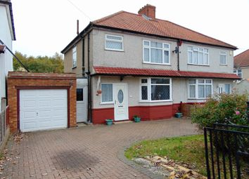 Thumbnail 3 bed semi-detached house for sale in Farnborough Avenue, Croydon, Surrey